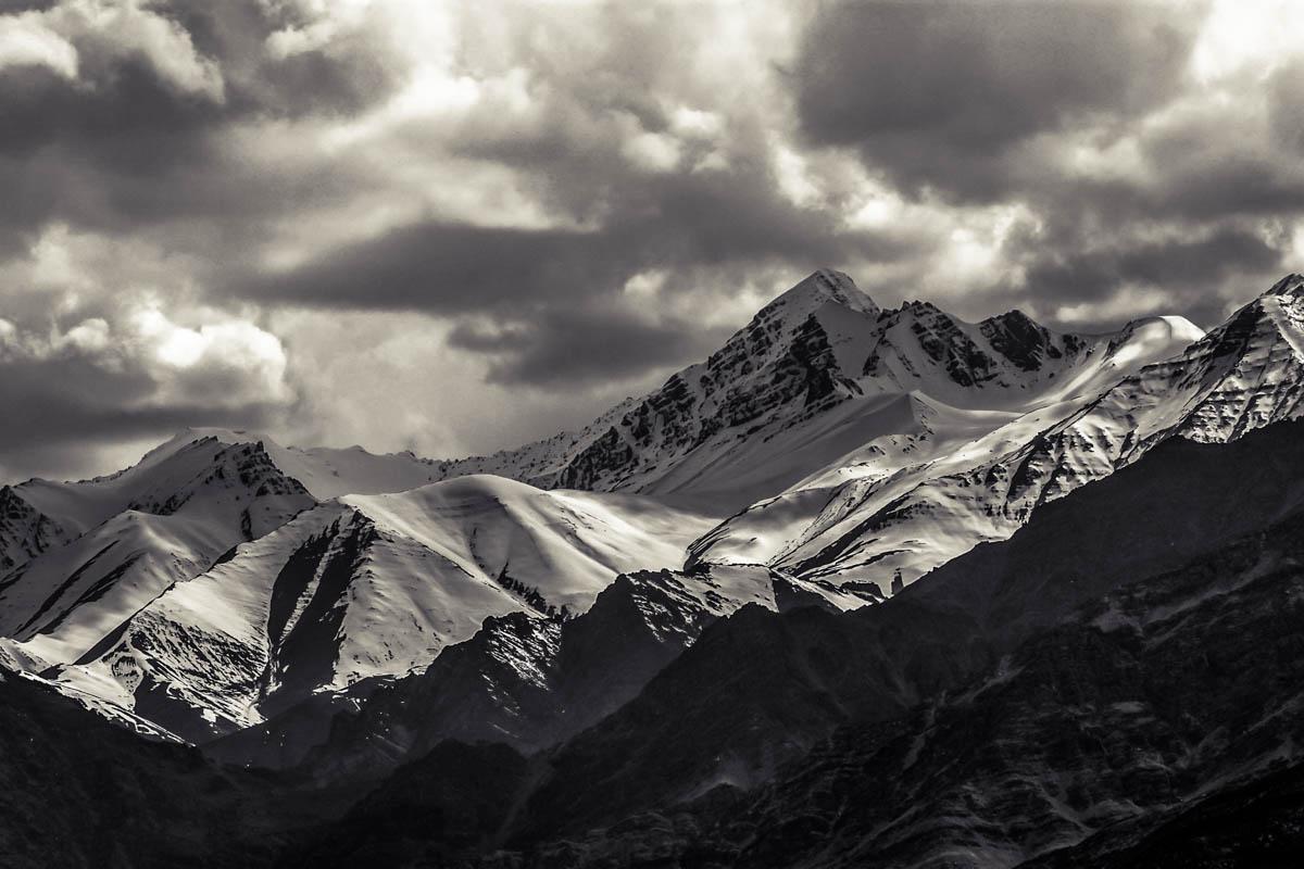 Stok Kangri - Ladakh, April 2010