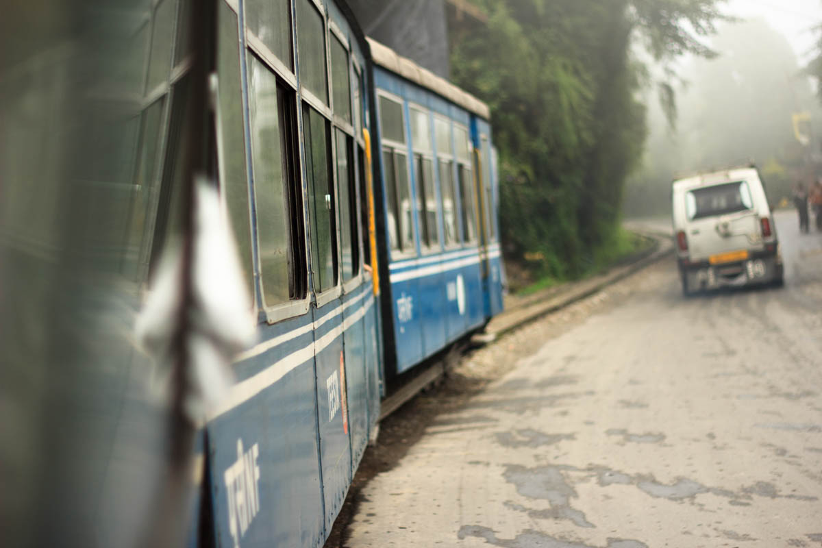 Toy Train - Darjeeling, August 2014