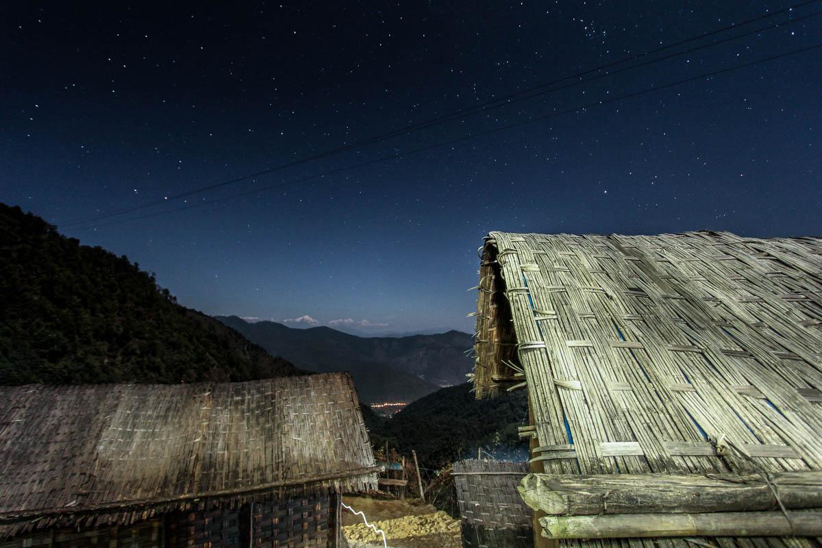 Eaglesnest Wildlife Sanctuary - Arunachal Pradesh, October 2012