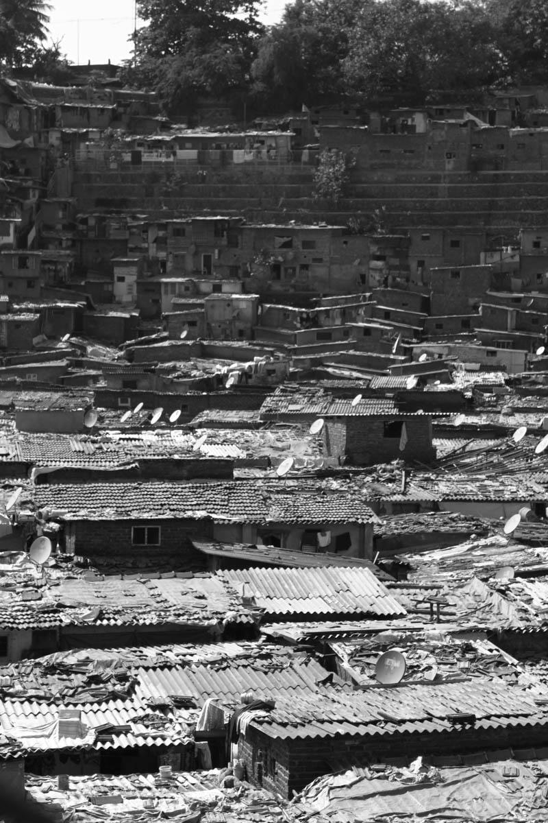 Siddharth Nagar - Worli, January 2012