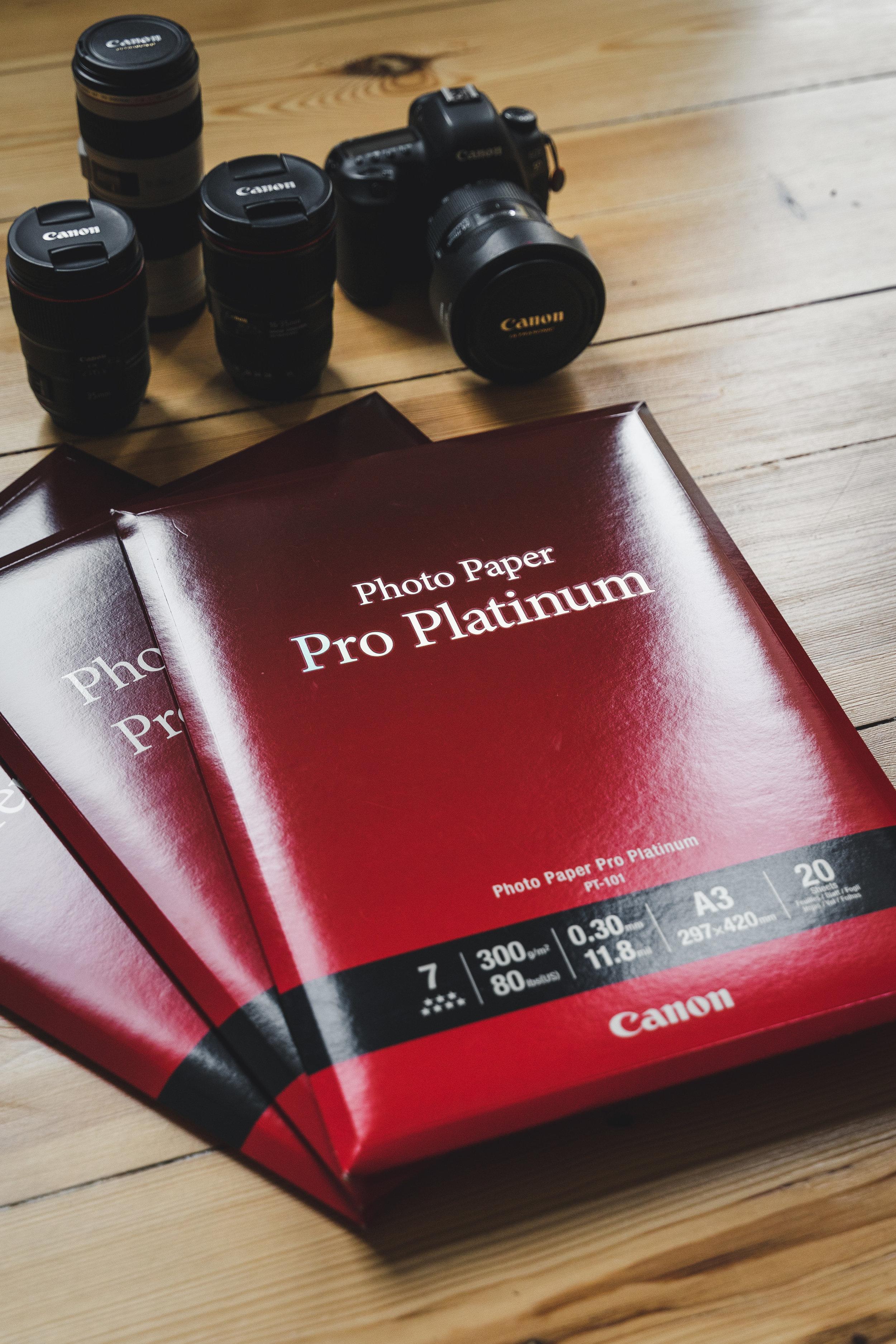 Pro Platinum PT-101 A3