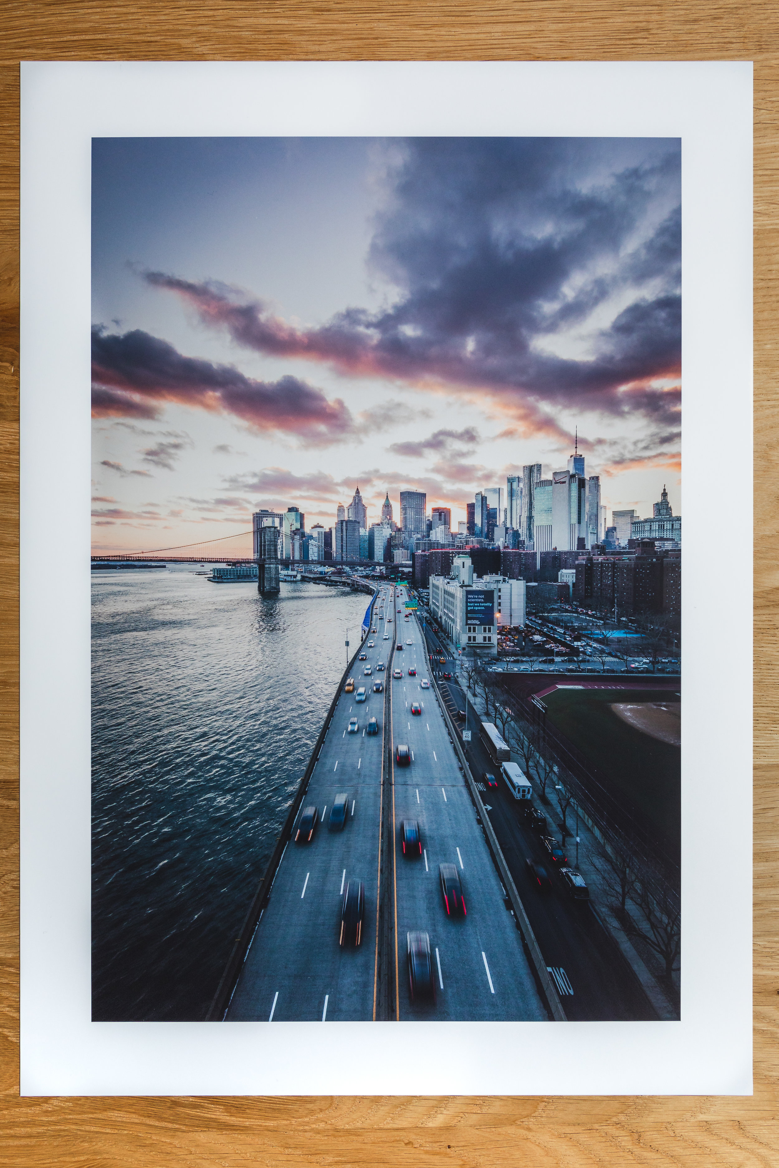 New York City on Canon Photo Paper Pro Platinum  Canon EOS 5D Mark IV & EF 16-35mm f/4L IS USM