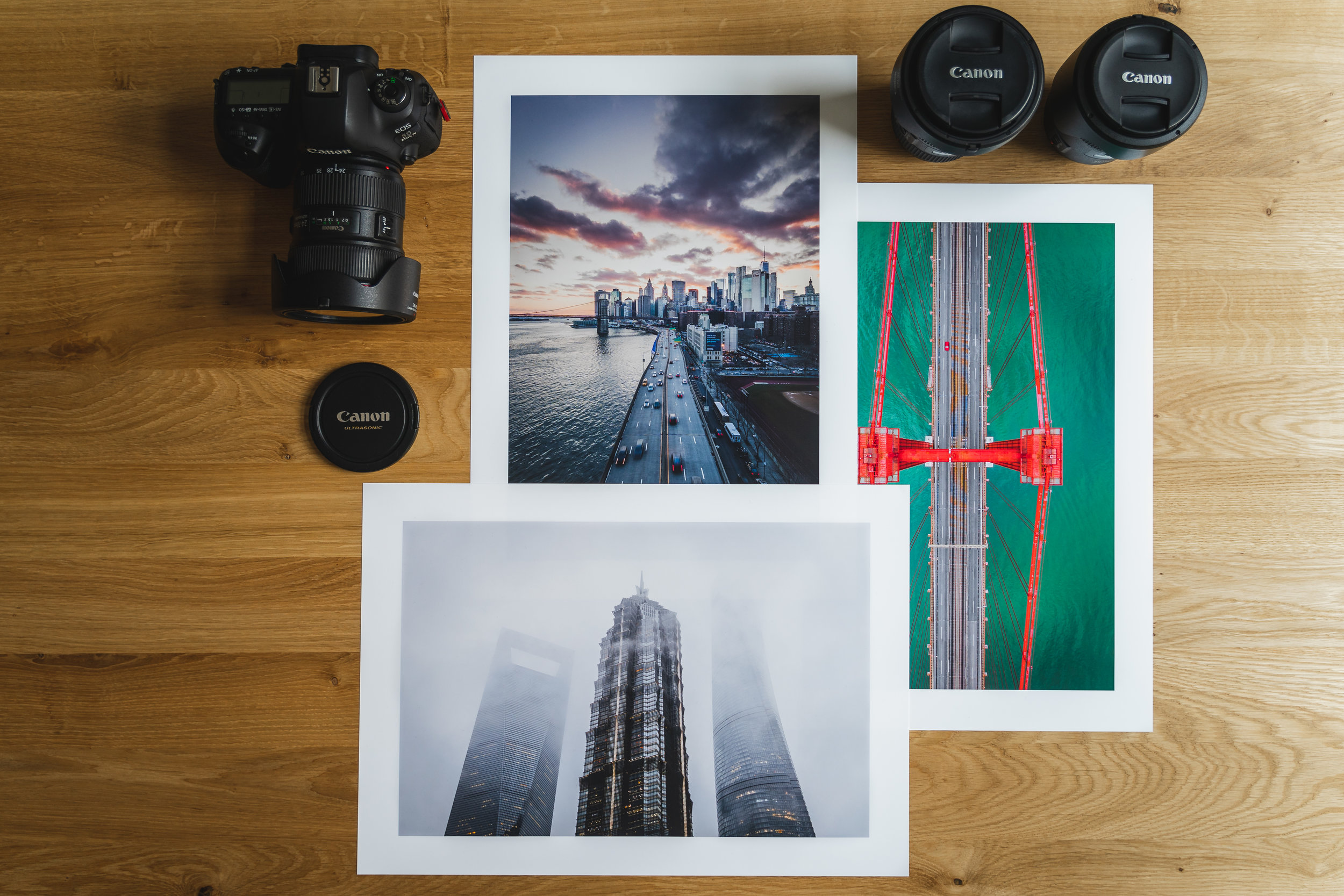 First test prints on the Canon imagePROGRAF PRO-1000