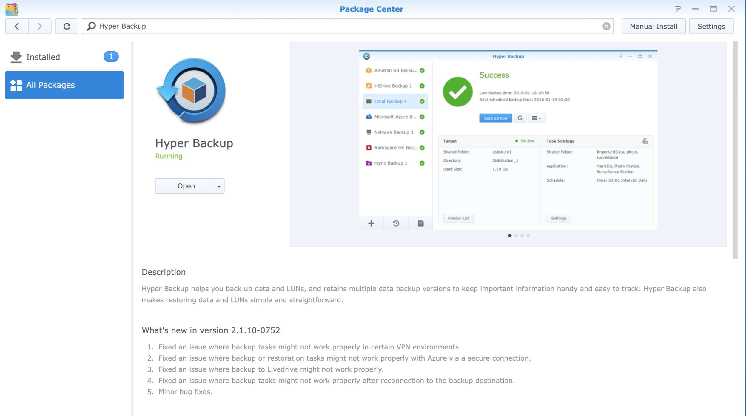 The Synology C2: Offsite backups the smart way — chris