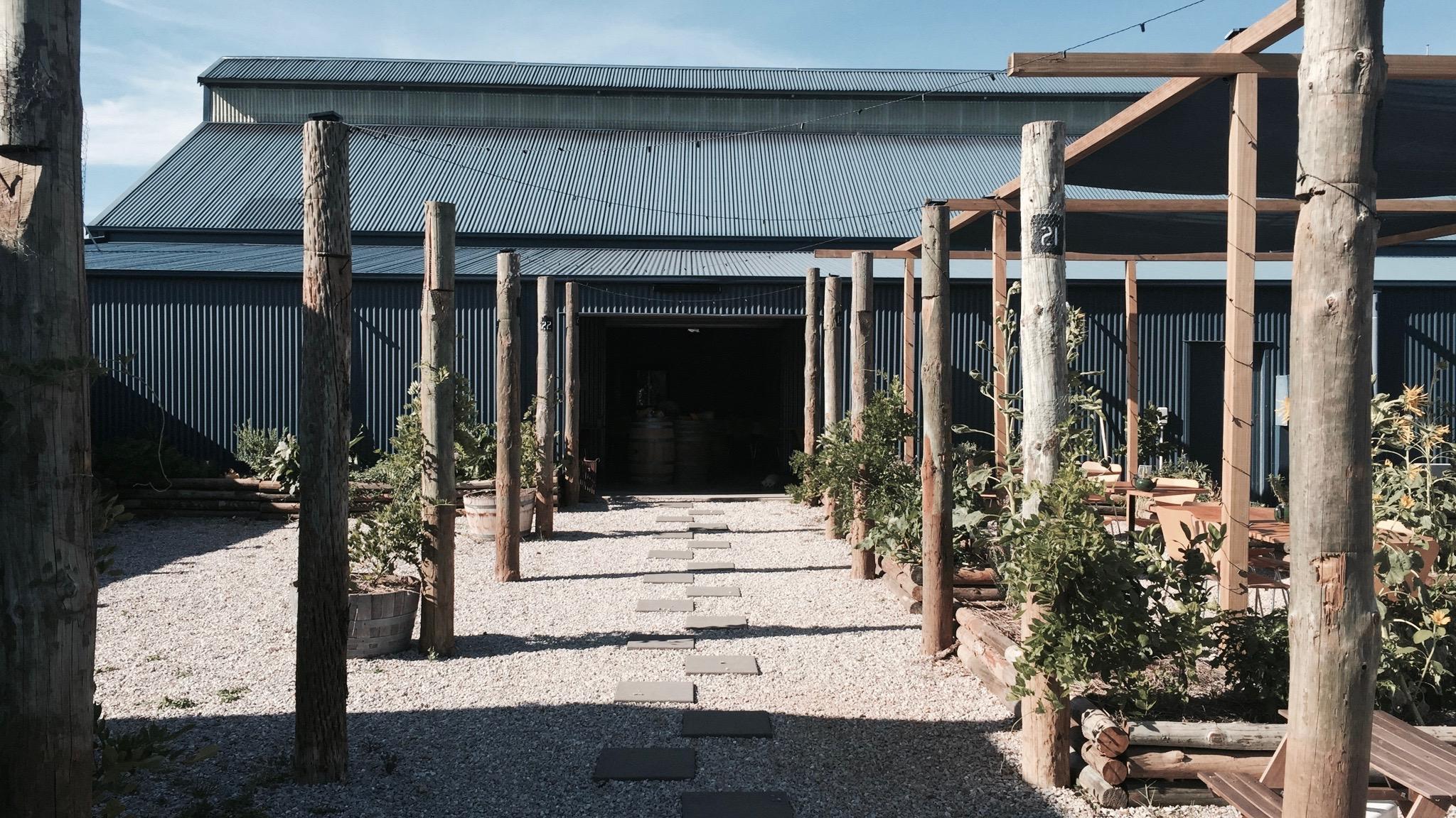 chef's garden in Central NSW
