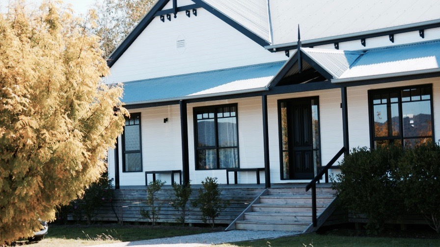 farm house in Central NSW