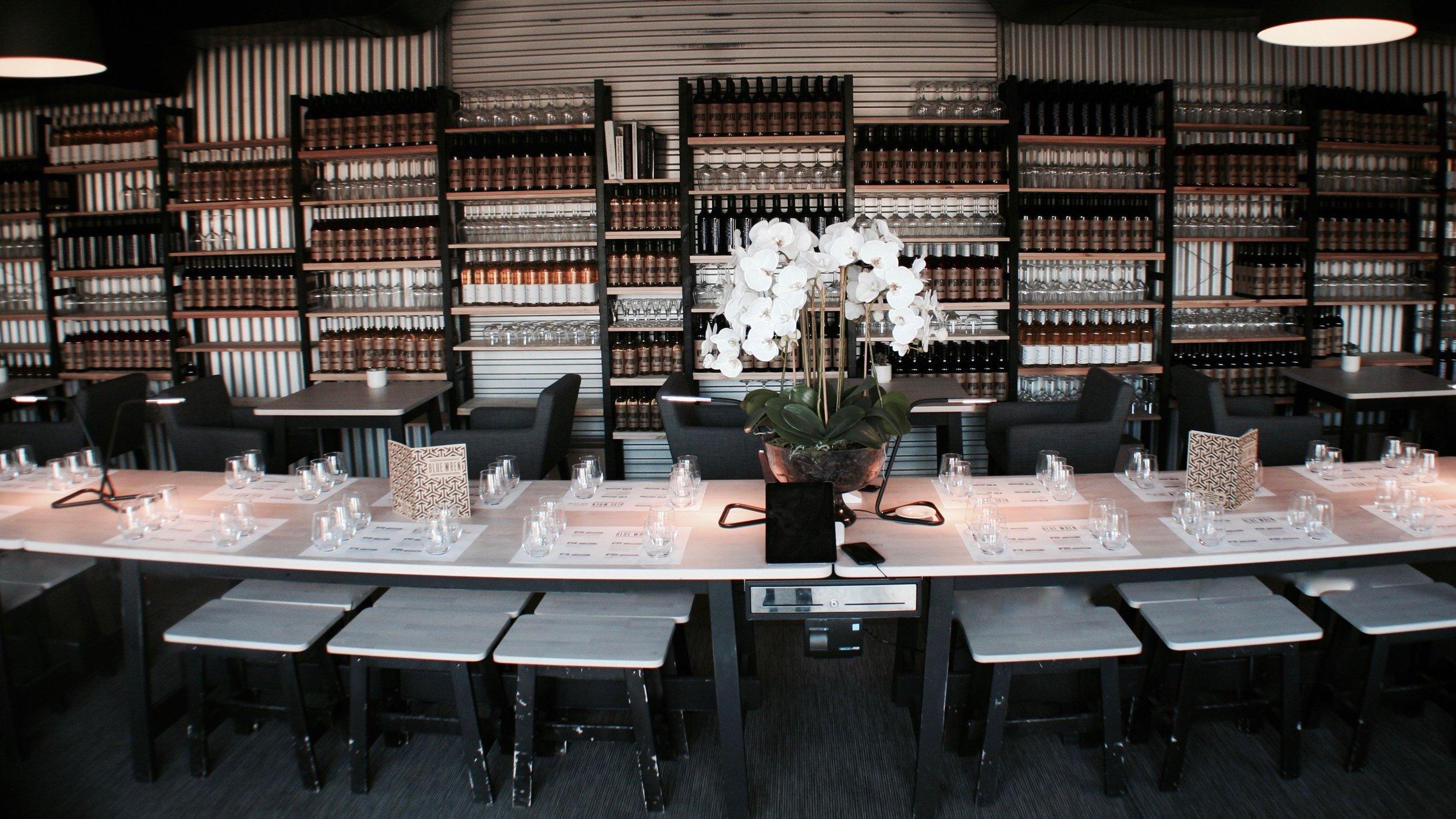 wine Tasting room in Central NSW