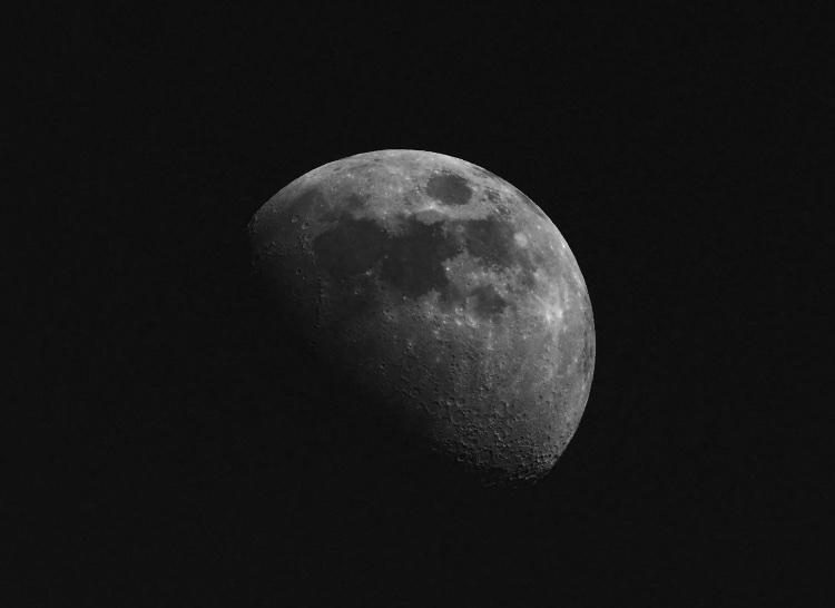 The Moon - Barcelona