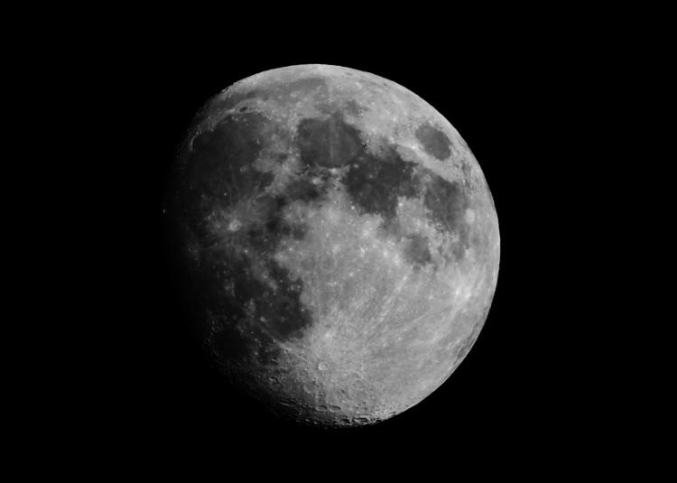 The Moon - London