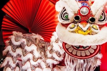 It's that time of year again! #chinanewyear