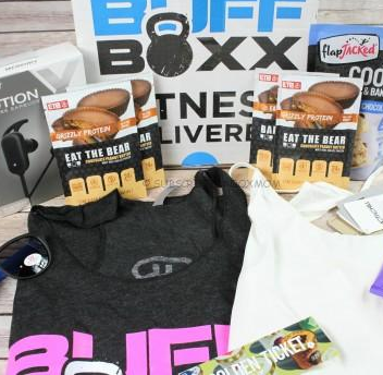 BuffBoxx Fitness Subscription (Mens and Womens)