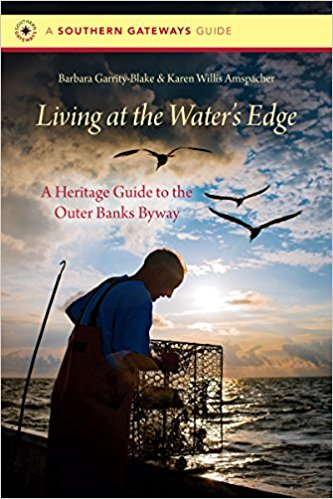 living at the water's edge outer banks byway book