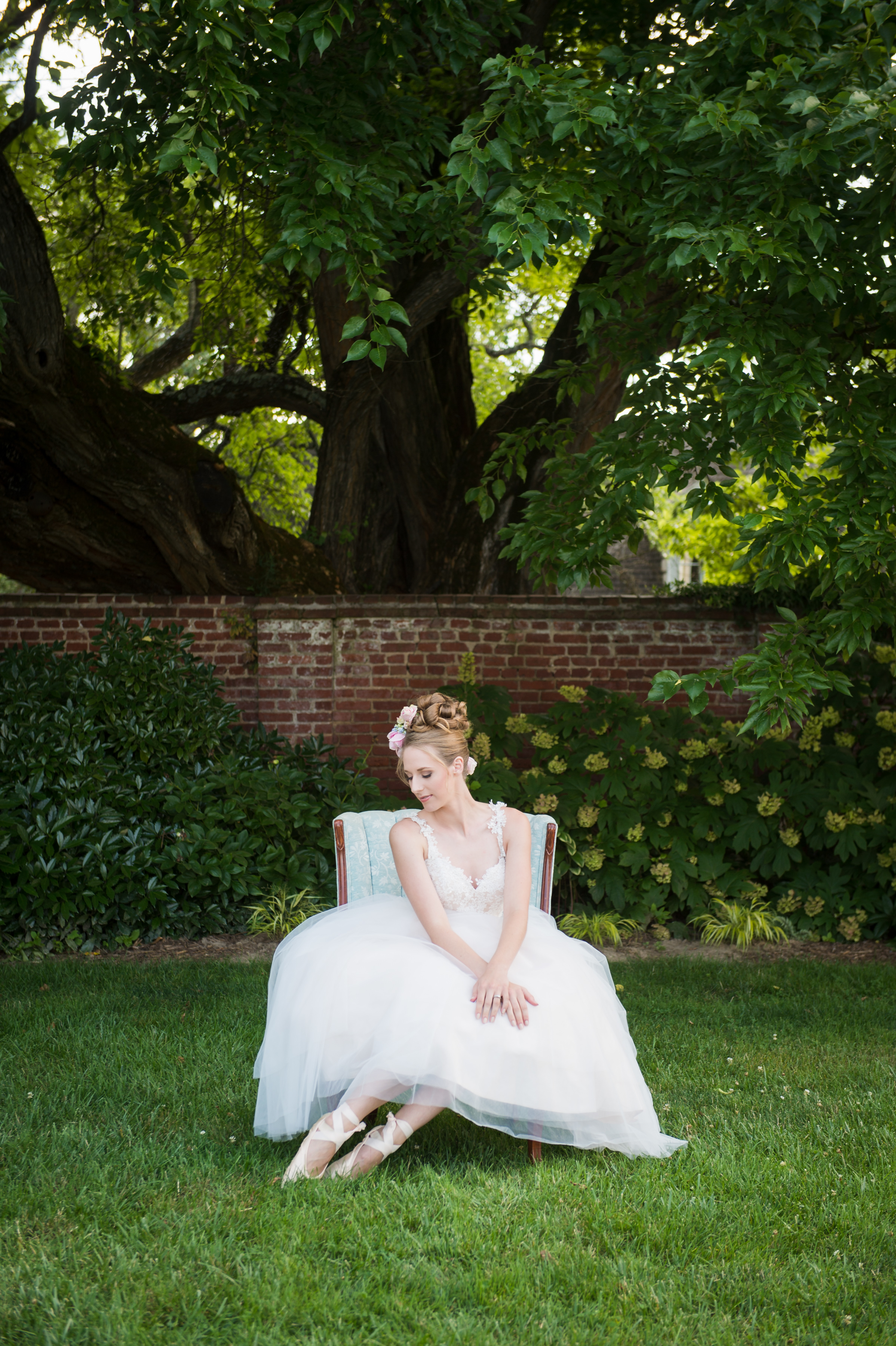 Elegant Ballet Bridal Inspiration