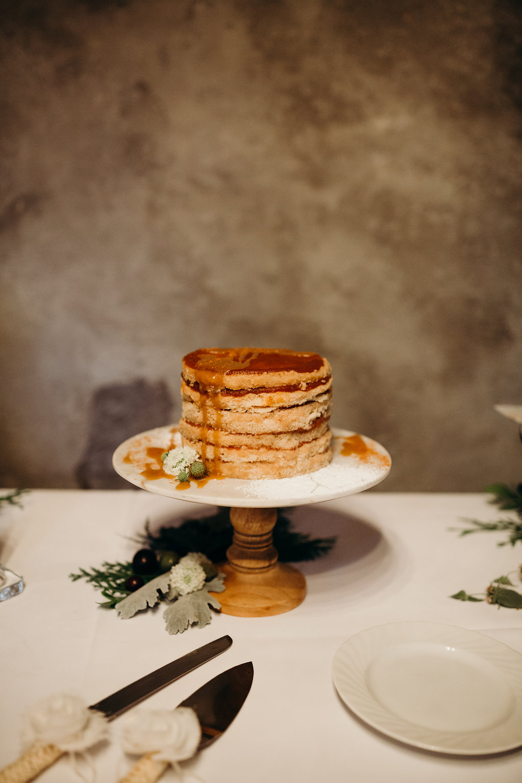 Appalachian Apple Stack Cake - Ugga Mugga Bakery