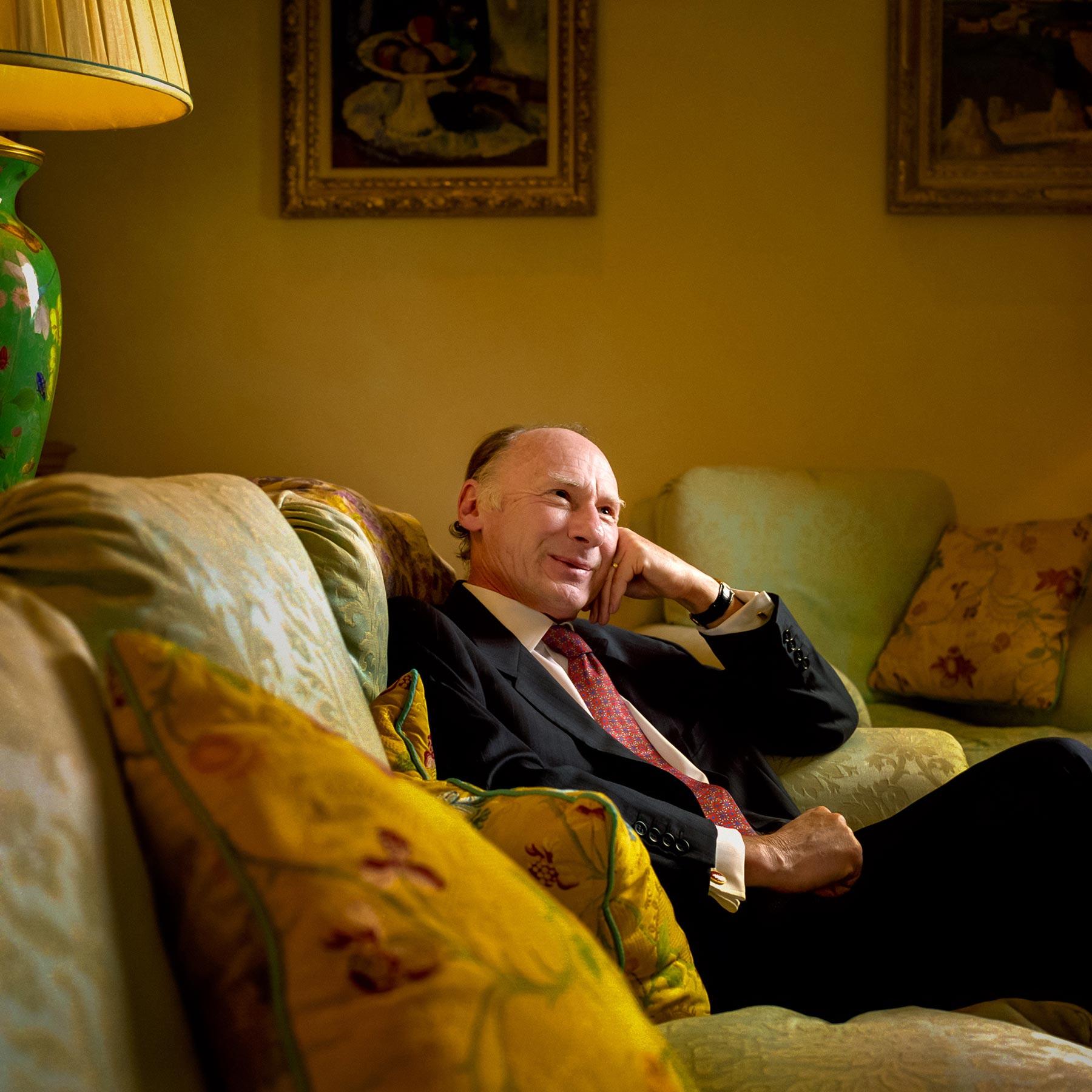 Lord Irvine Laidlaw