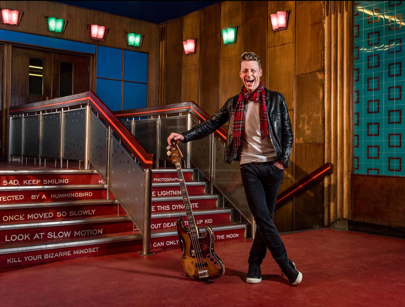 Dougie Payne - Barrowlands Ballroom, Glasgow