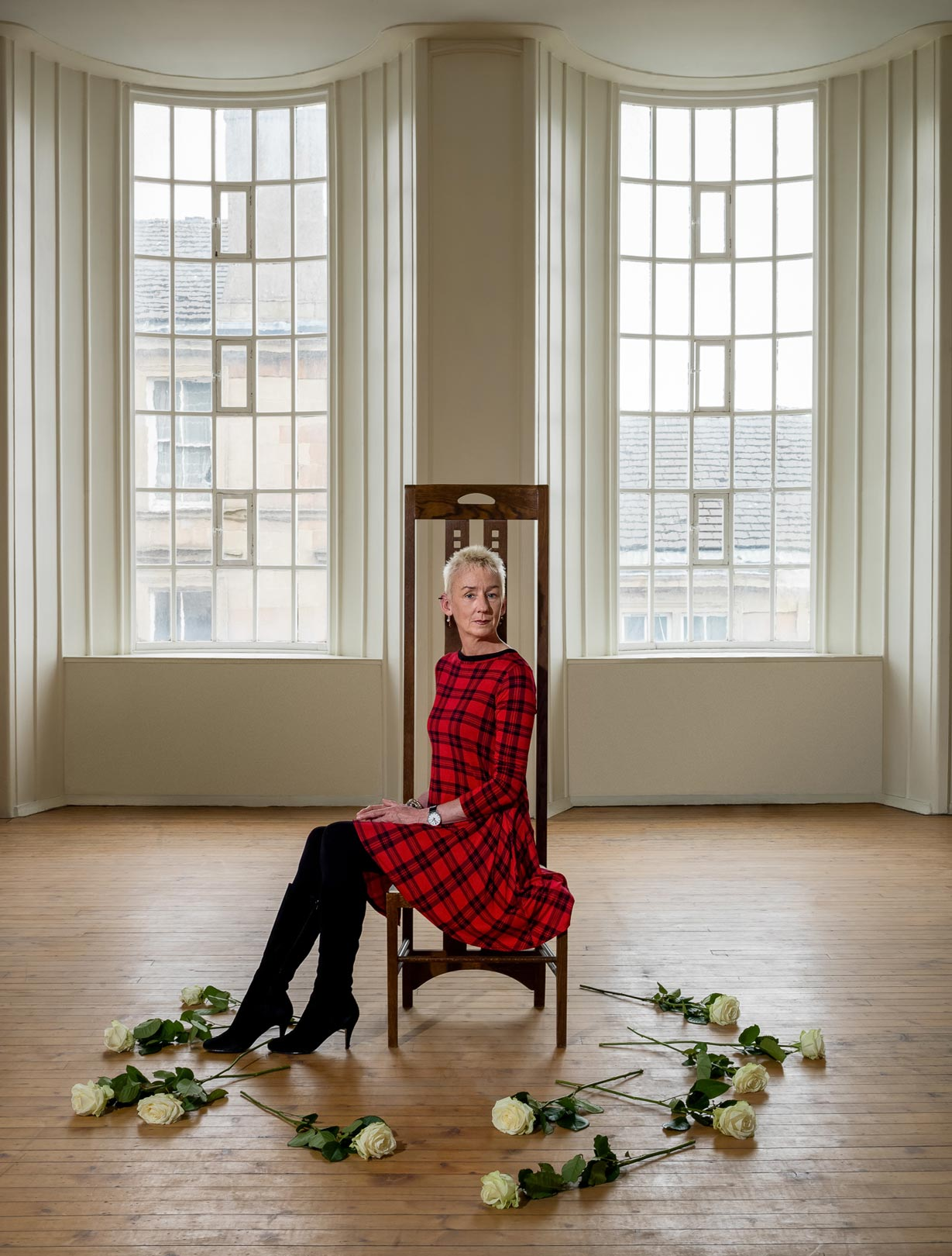 Muriel Gray - Glasgow School of Art, Glasgow