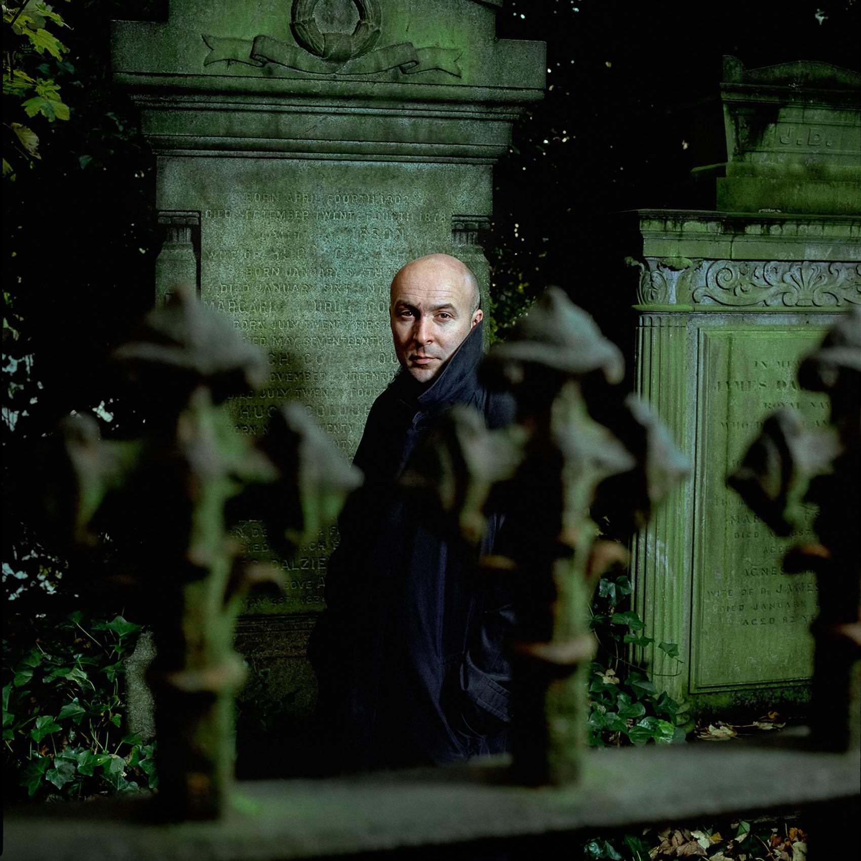 Christopher Brookmyre - novelist