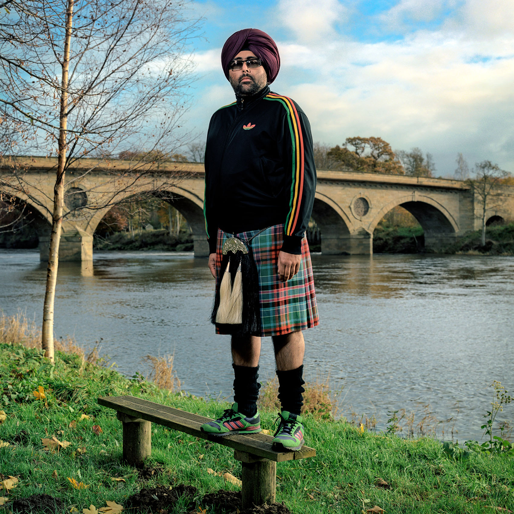 Hardeep Singh Kohli - comedian and broadcaster