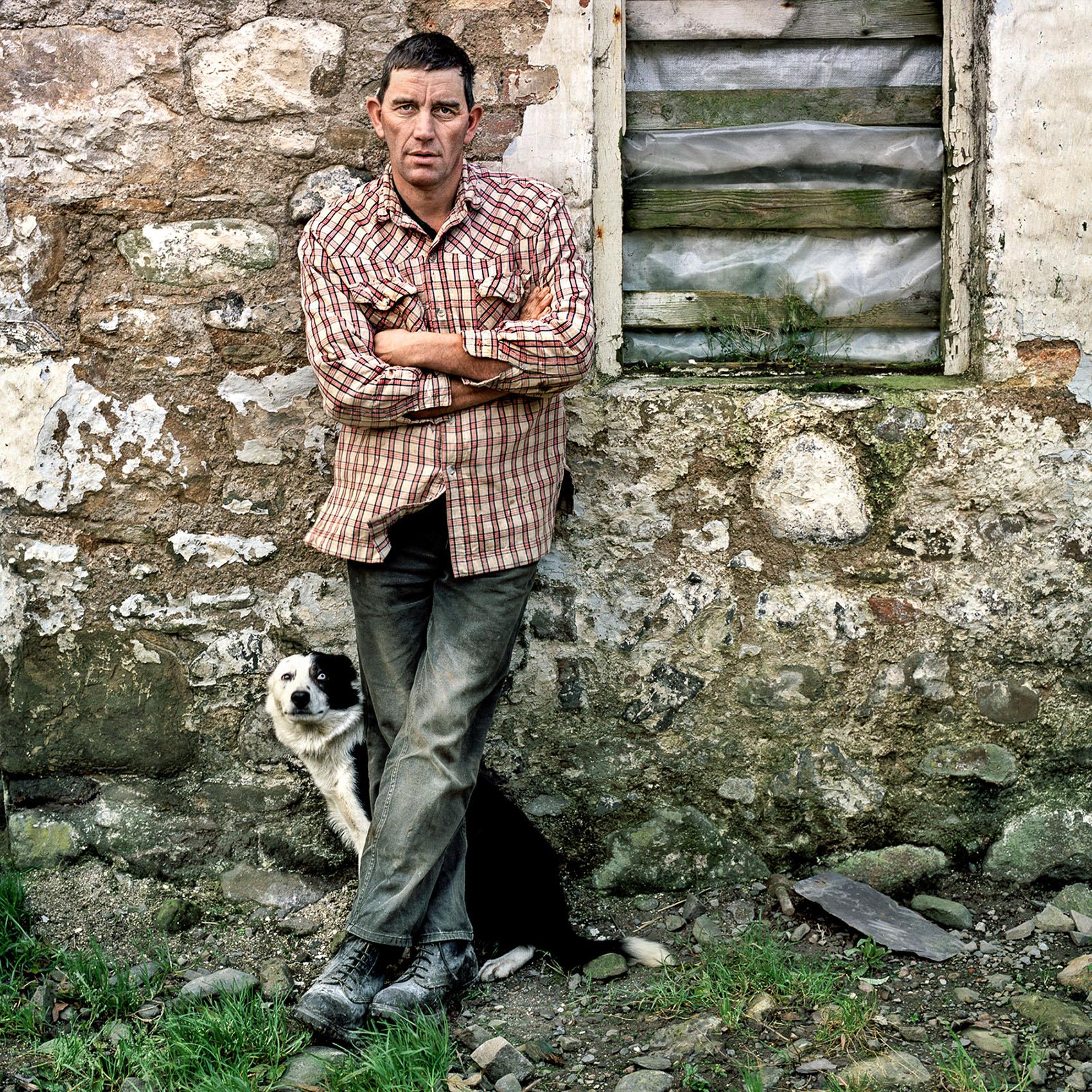 Neil Gillon - Ayrshire farmer