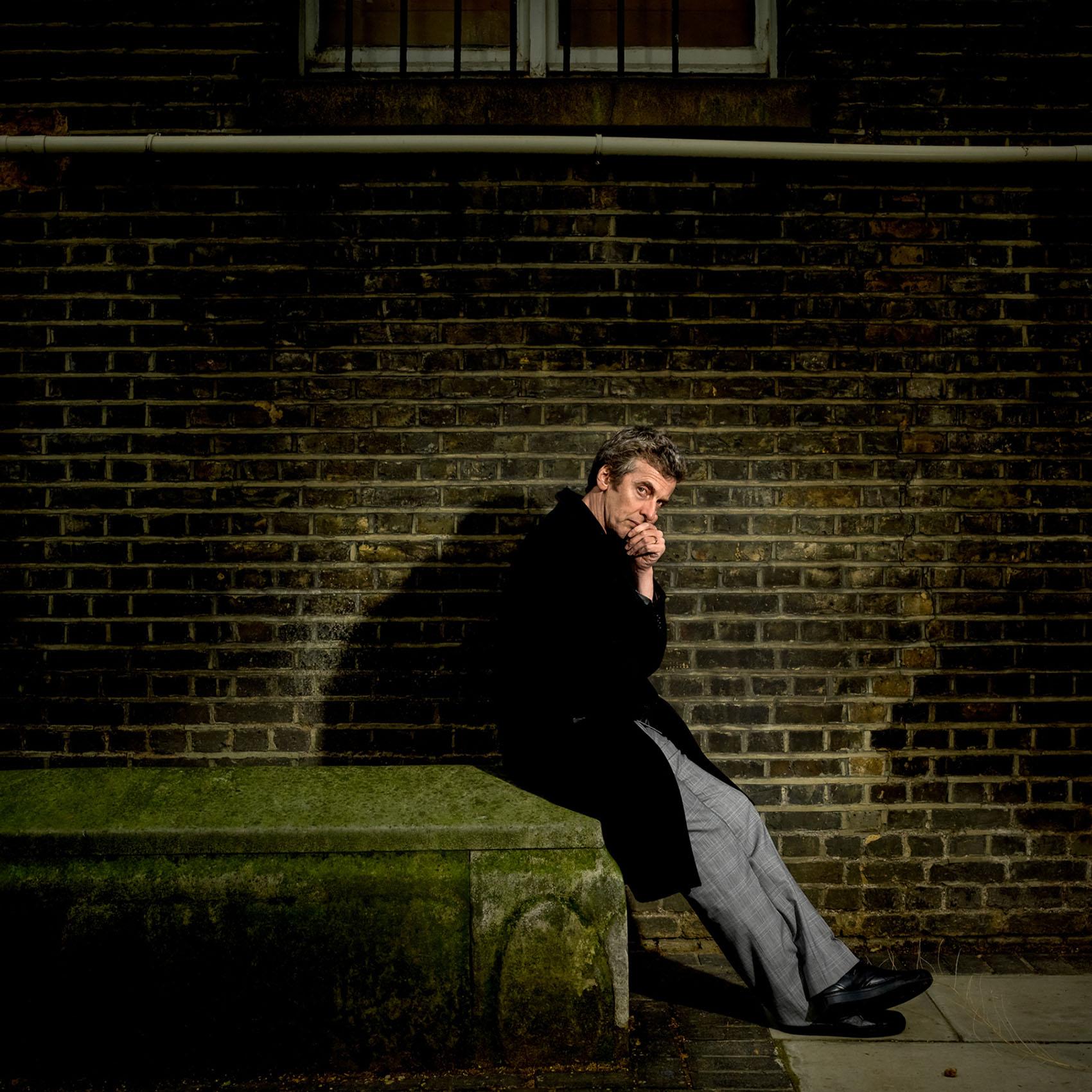 Peter Capaldi -  actor