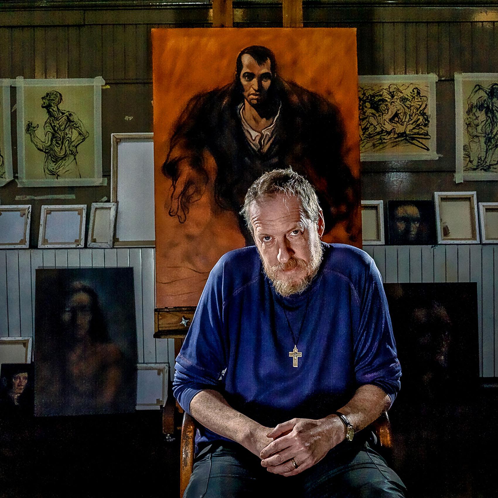 Peter Howson - artist