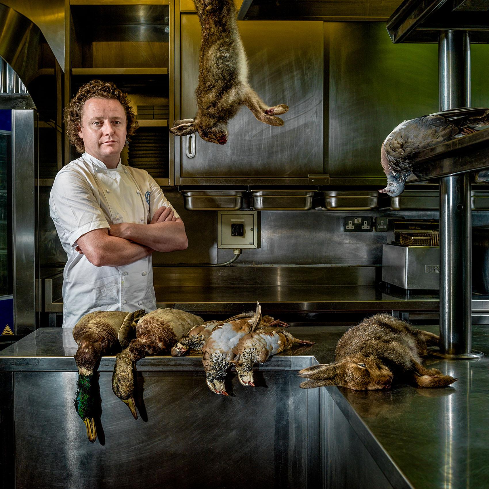 Tom Kitchin - chef