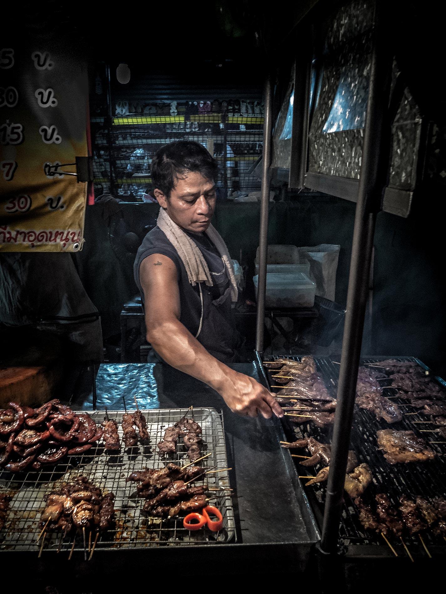 Street food - Chiang Mai