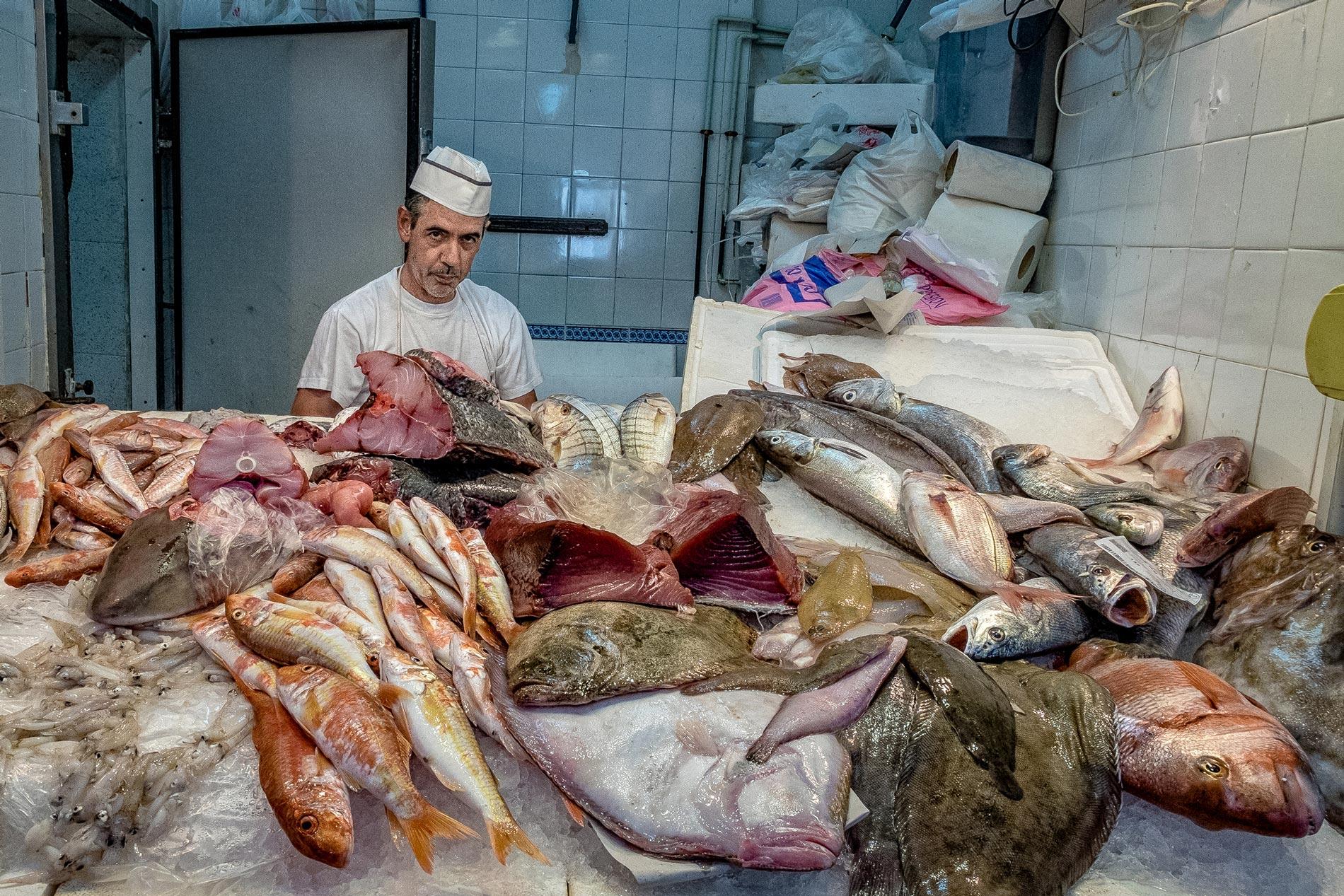 Fishmonger - Jerez