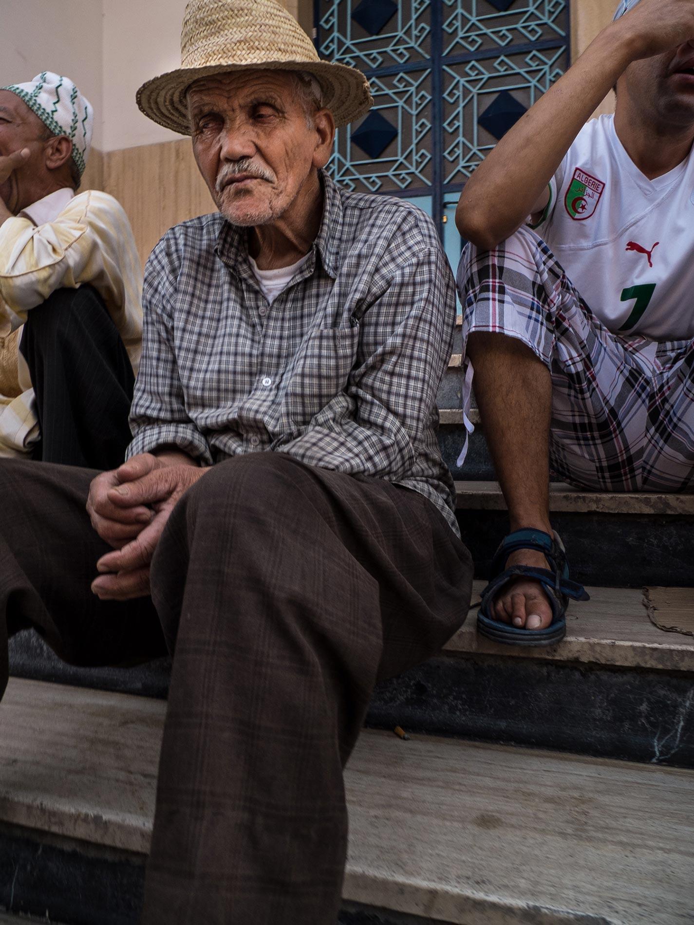 Blind man - Marrakech