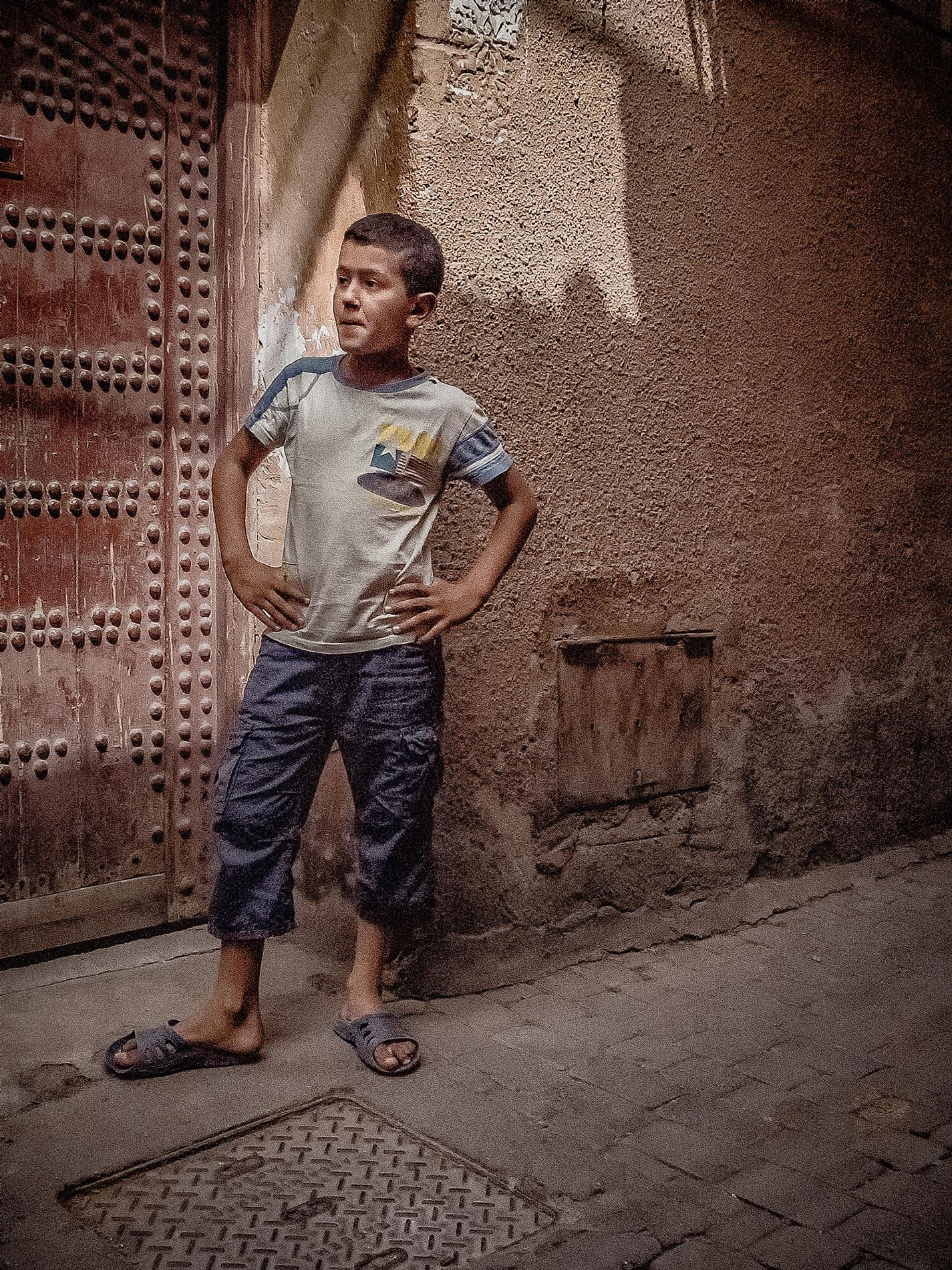 Boy - Marrakech