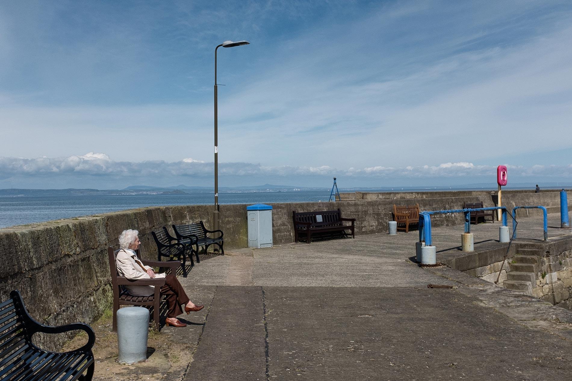 Woman - Musselburgh