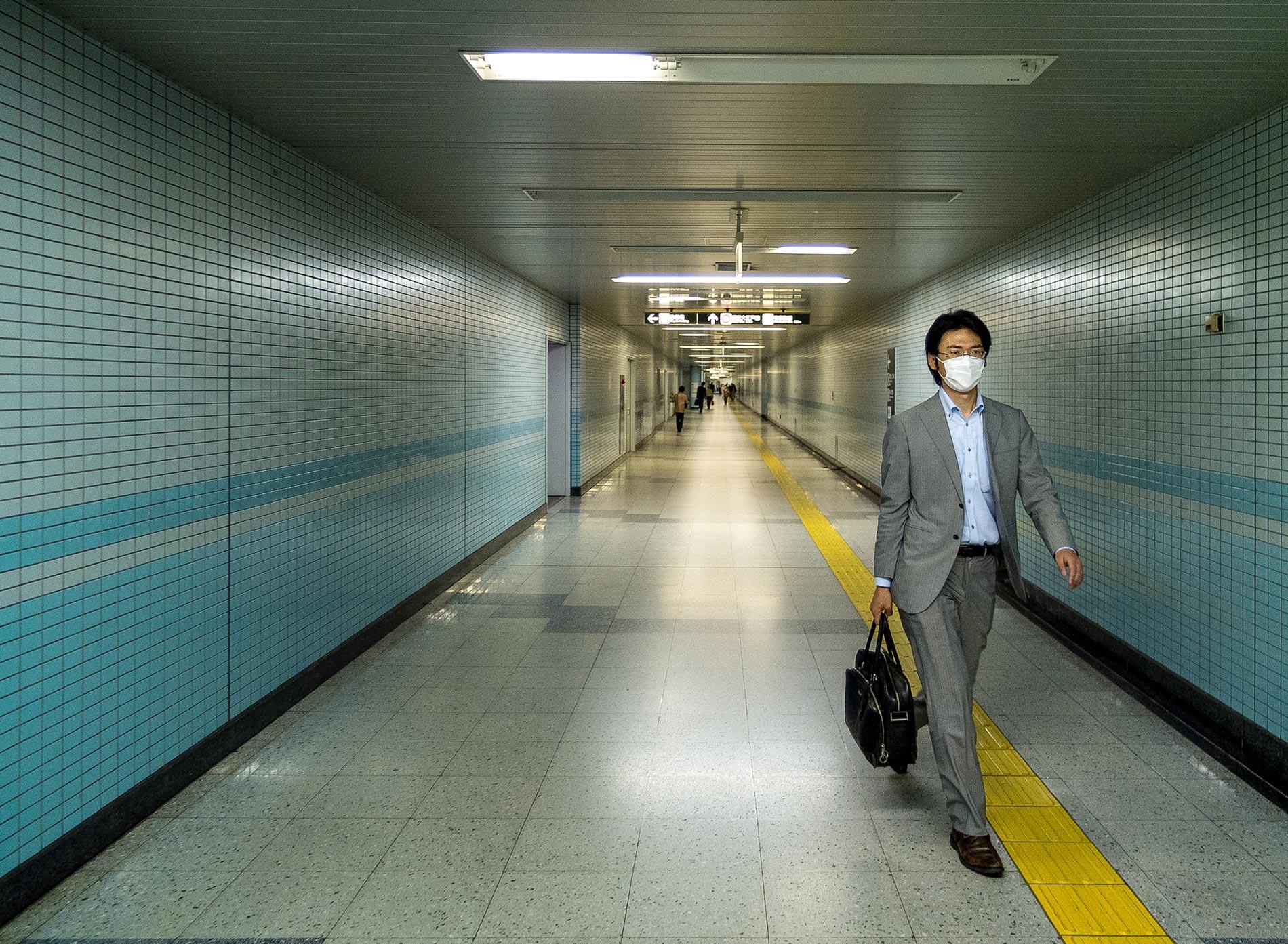 Subway - Tokyo