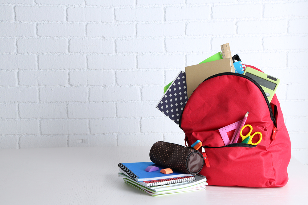 Pediatric Chiropractor discusses tips for backpack safety to prevent low back pain and neck pain in children.