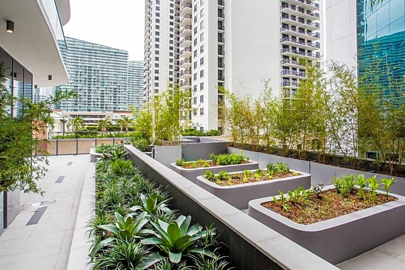 Green Space - #wellness #greenspace #garden #zengarden