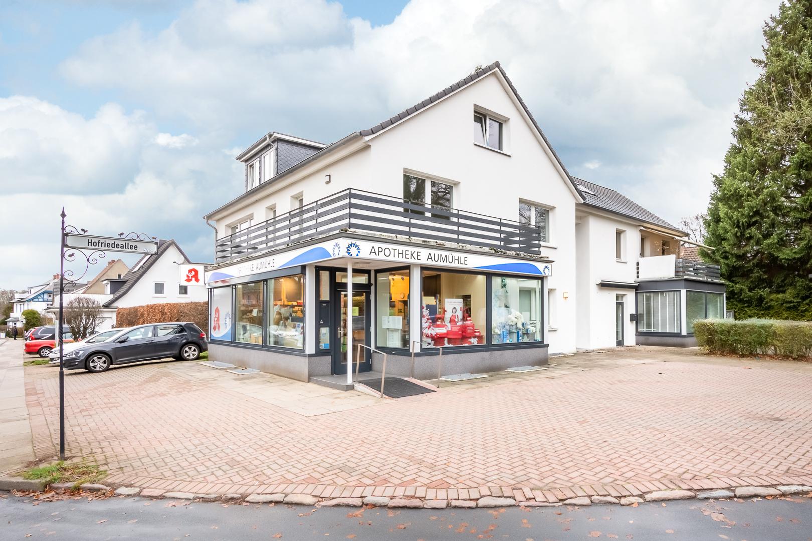 Etagenwohnung - Aumühle
