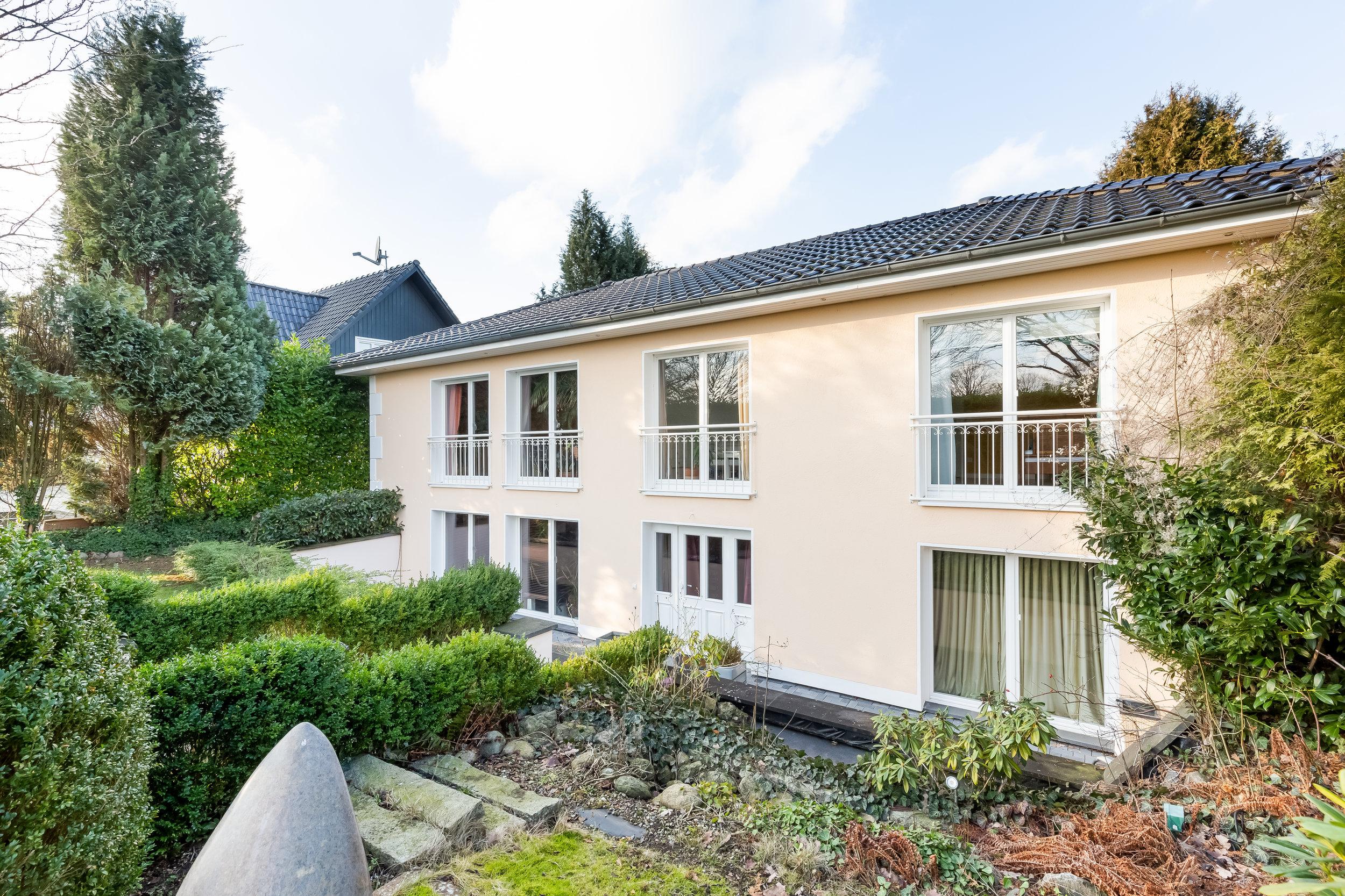 Zweifamilienhaus - HH-Duvenstedt