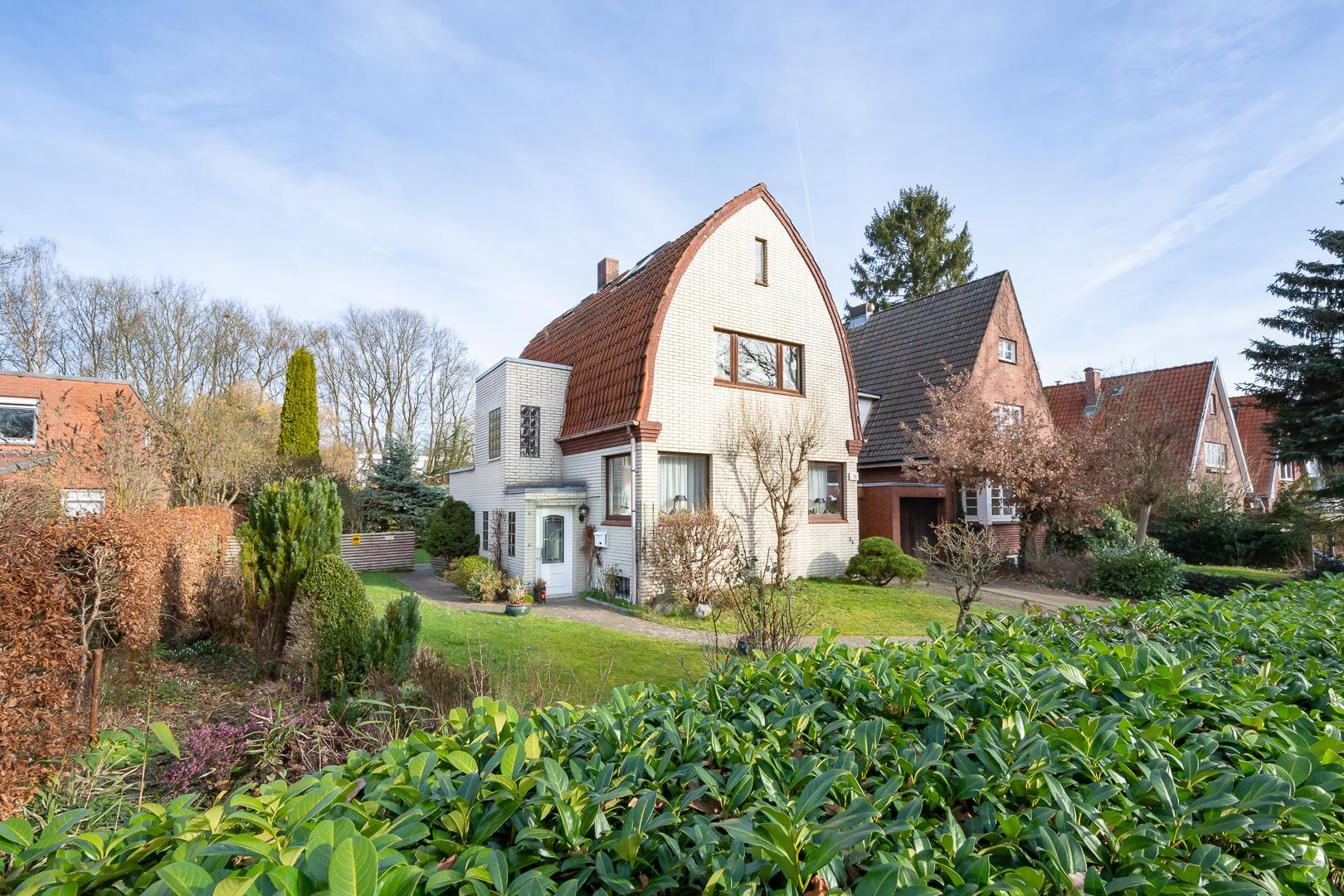 Einfamilienhaus - HH-Hummelsbüttel