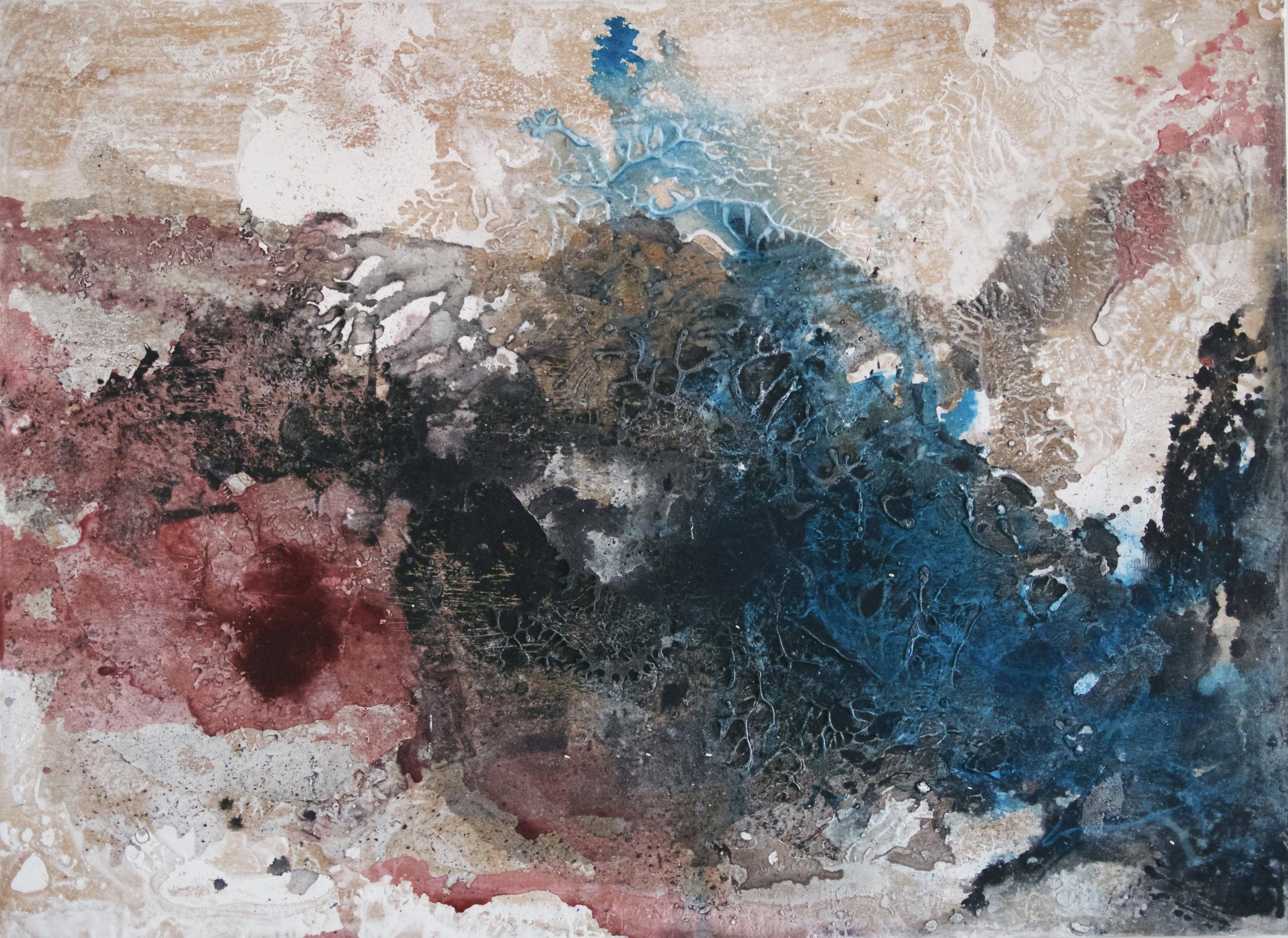 Untitled 6 (Pareidolia Series)