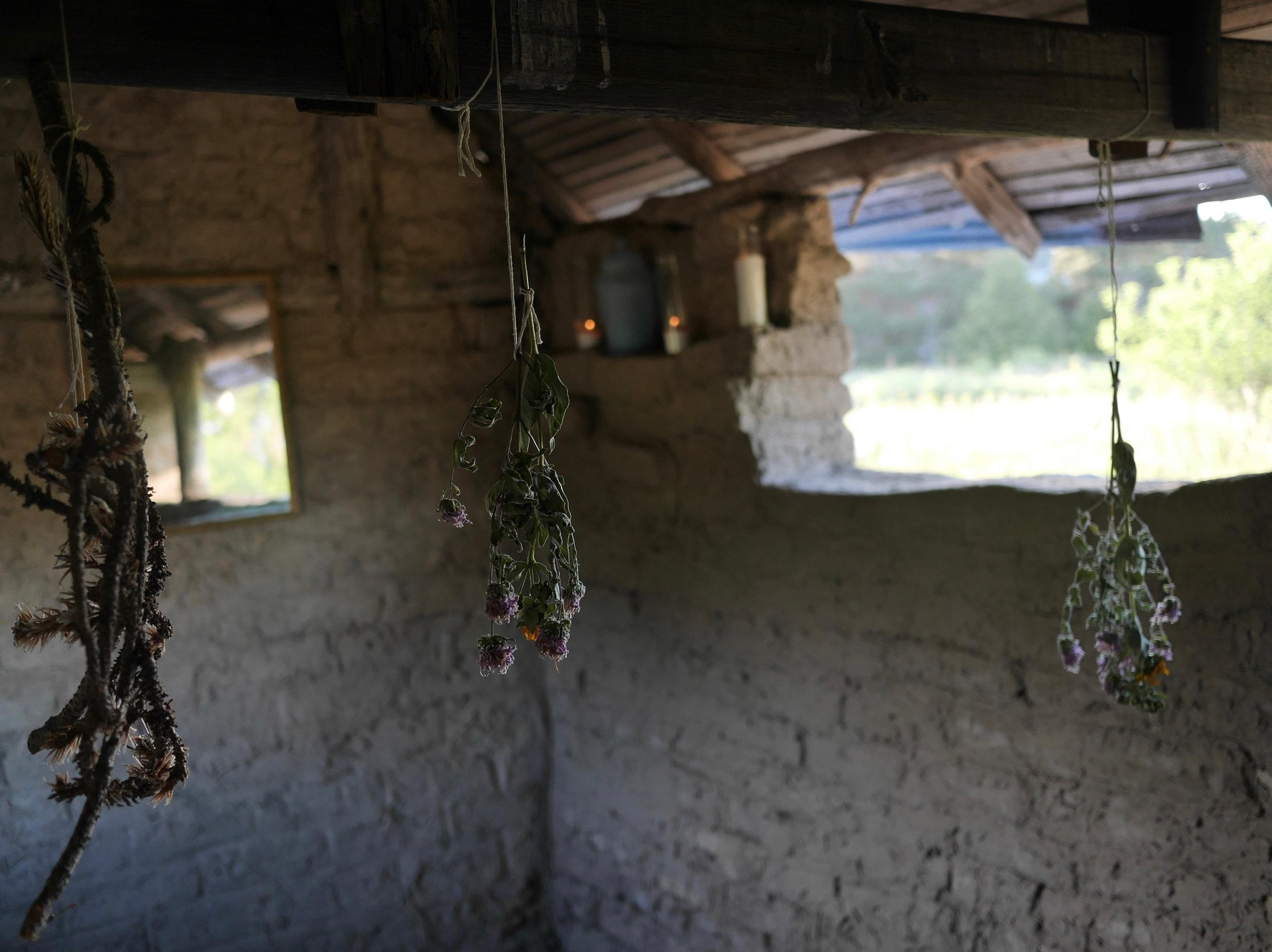 Mud Hut Installation