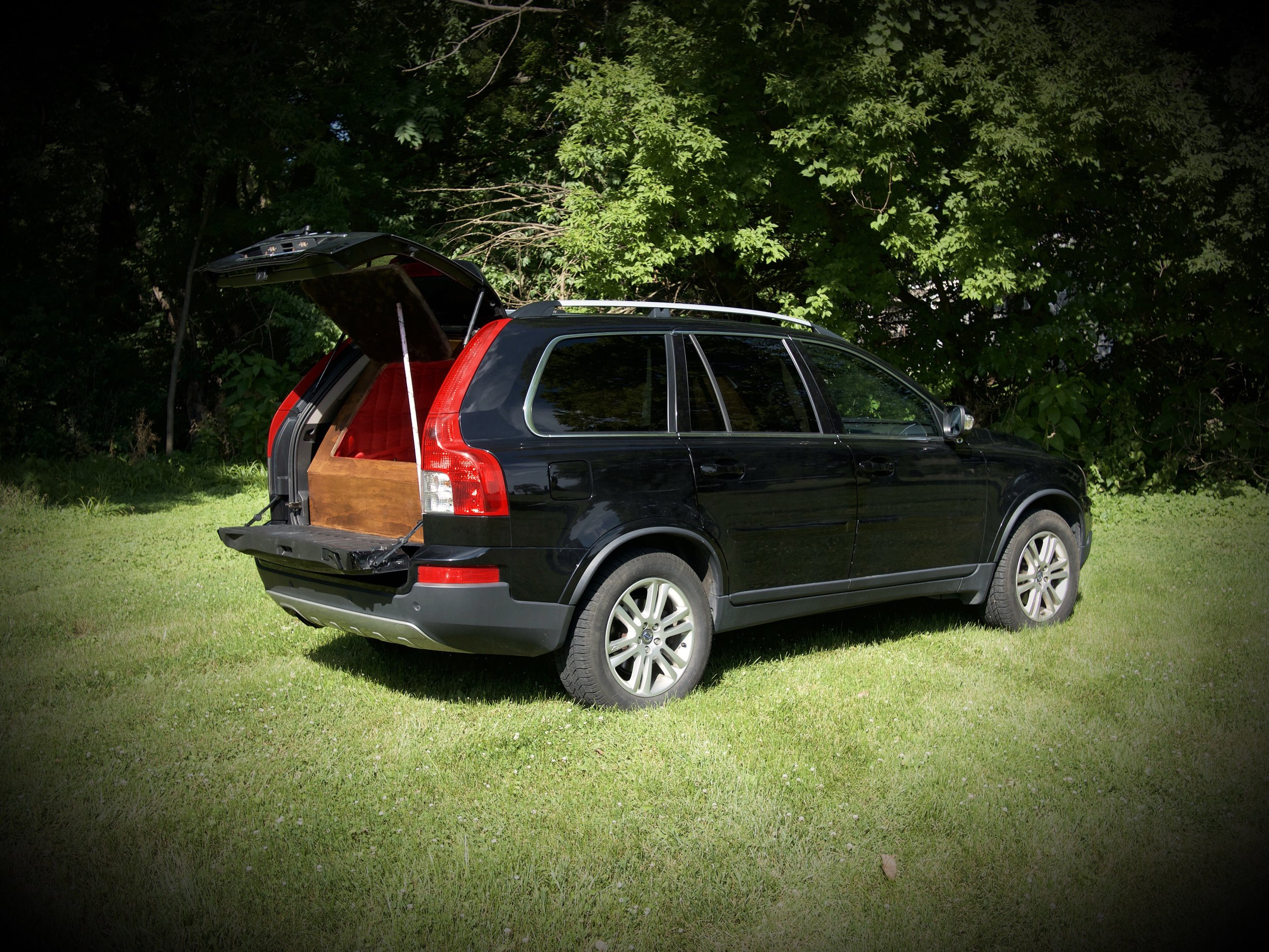 Survival Ark for the Volvo XC90 - detail 1