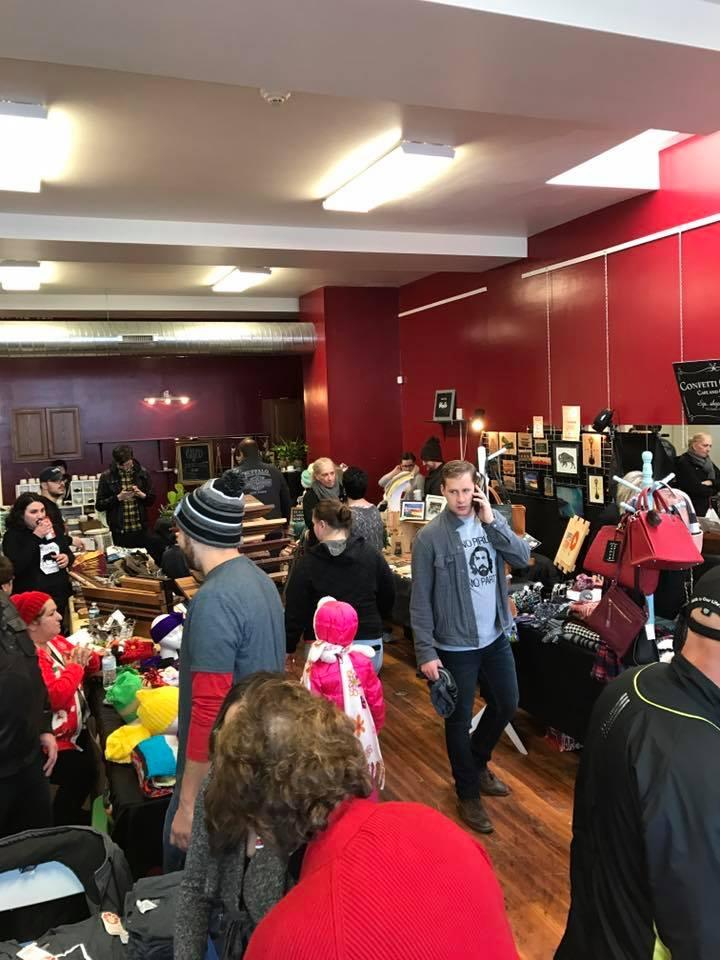 2017 LiveNF Makers Market