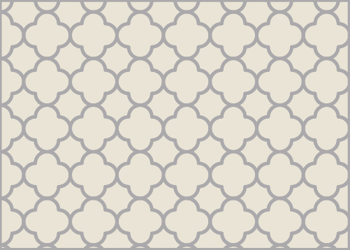 Clover Tile Pattern