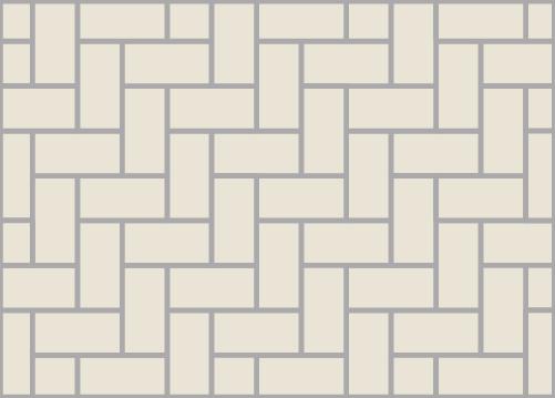 Herringbone Block Tile Design