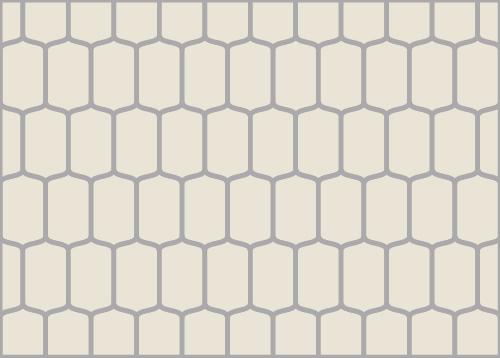 Hexagon Alternate Tile Pattern