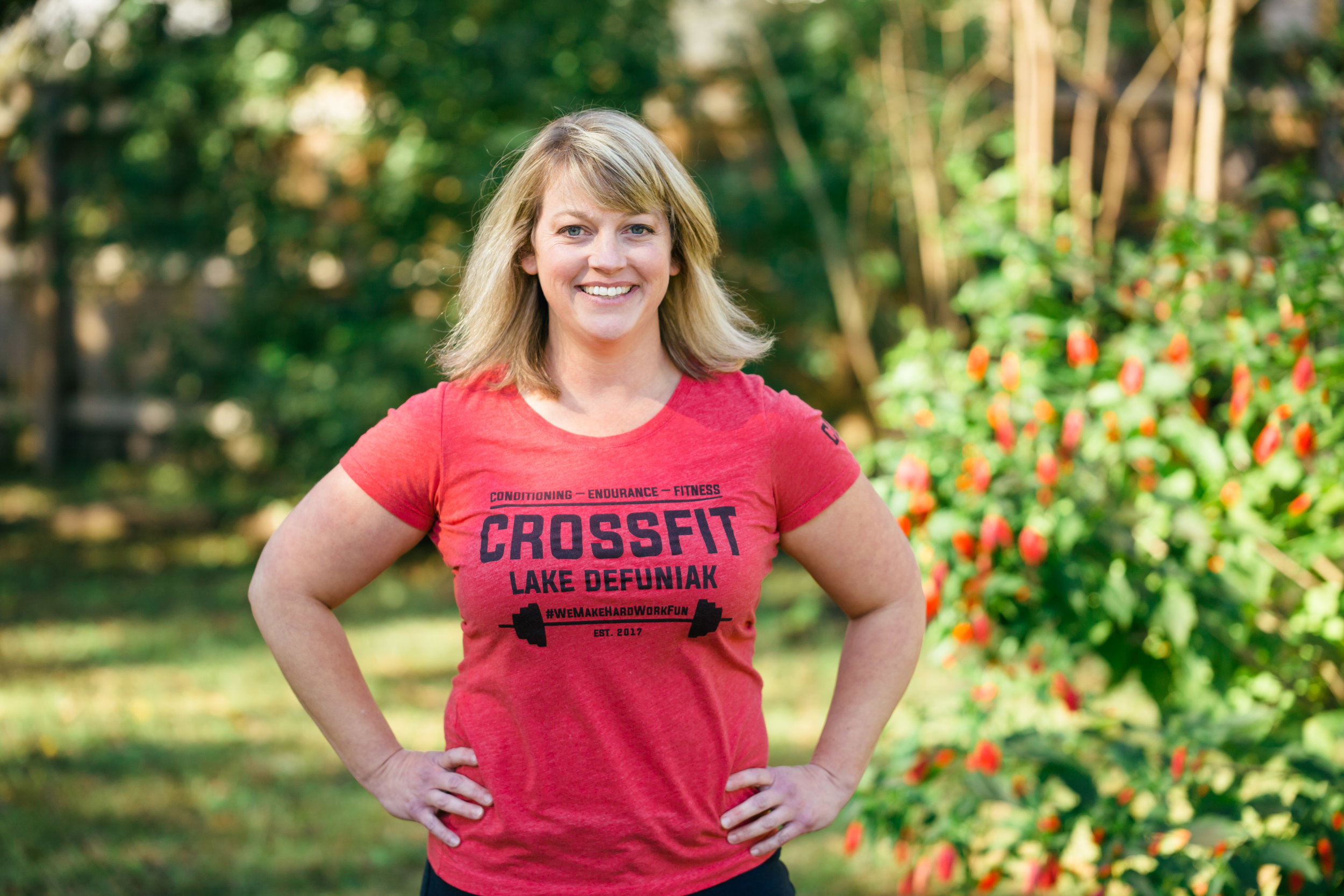 Carrie Dockery - OwnerCrossFit Level 1 Trainer