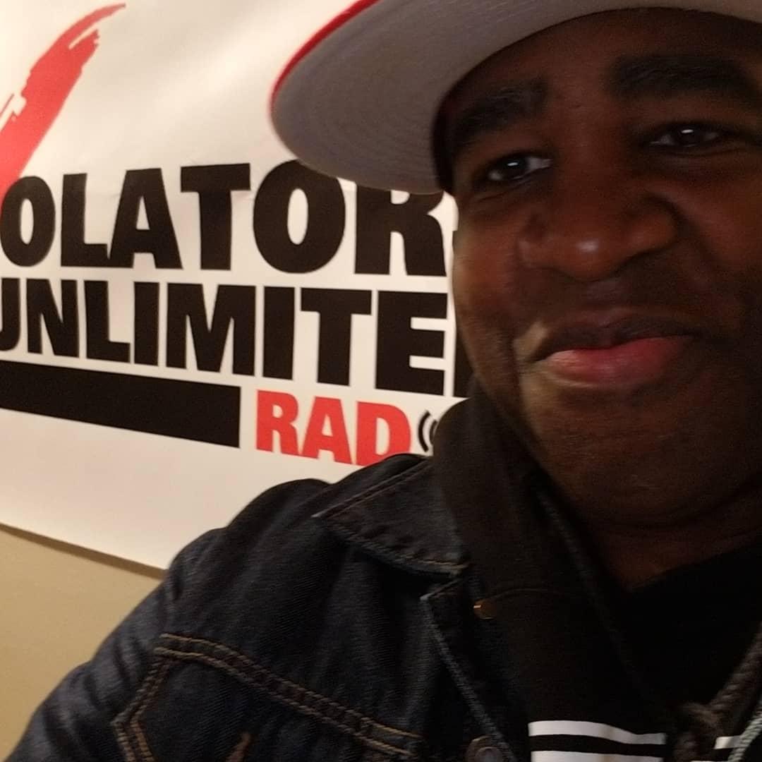 Me at Violator unlimted radio.jpg