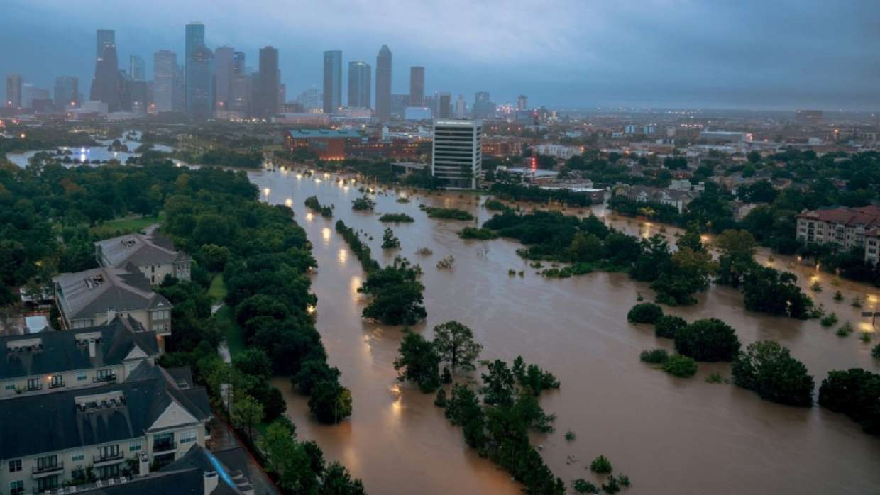 LESSON ONE - THE HOUSTON FLOODS