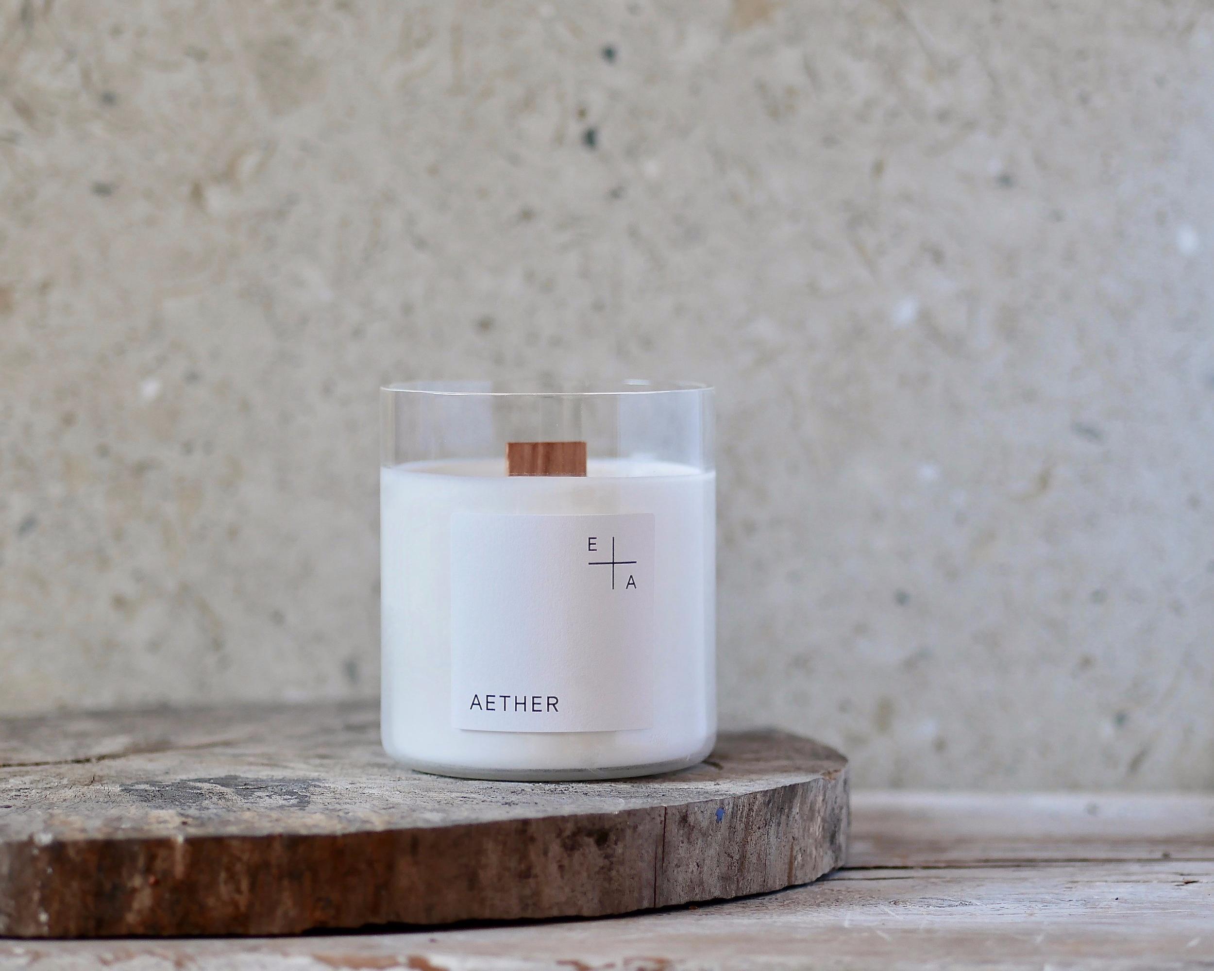 The new E+A beaker candle