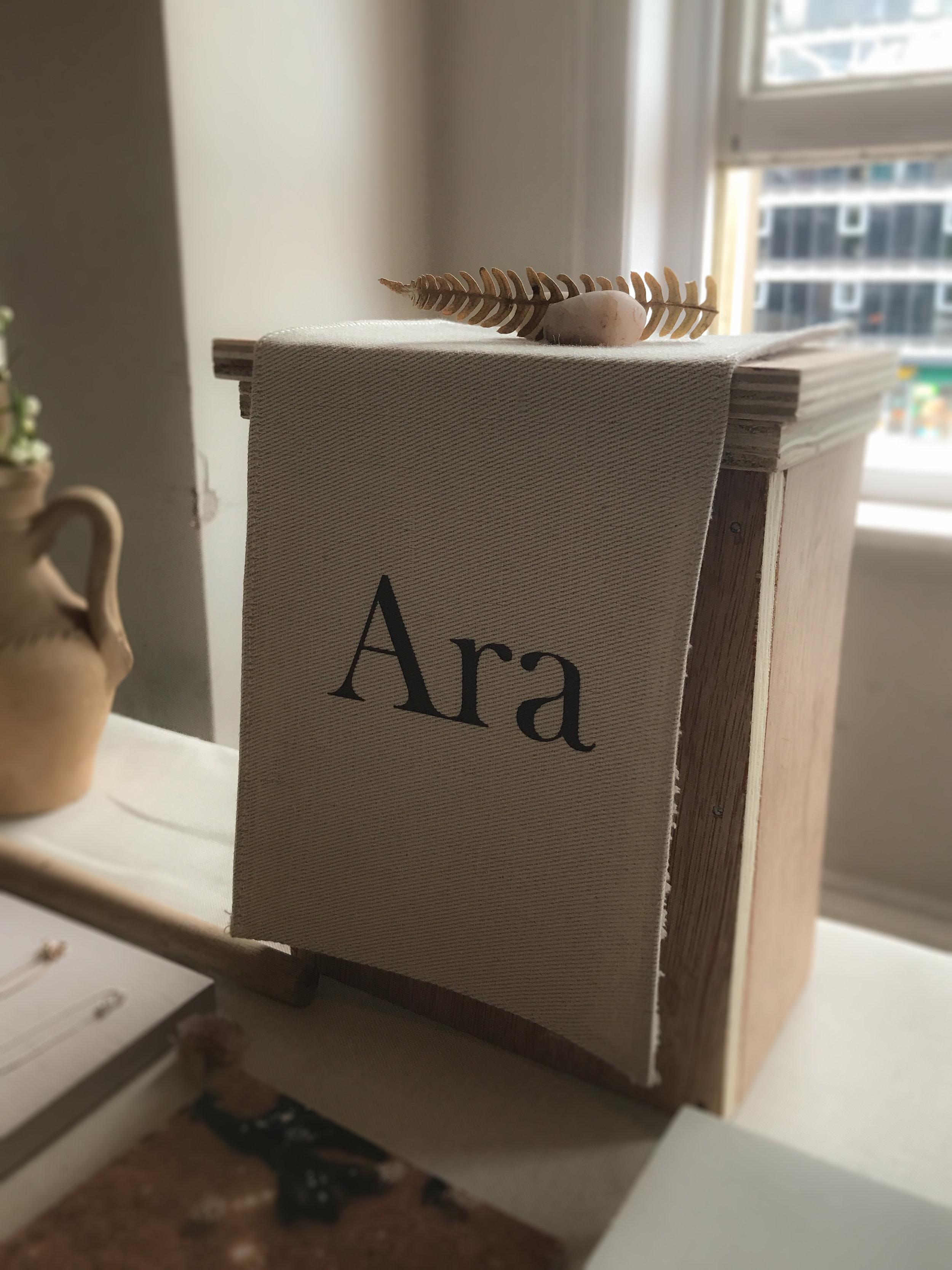 Ara the altar - a lammas gathering - the altar